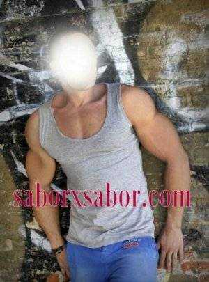 SaborXsabor sex chapero Murcia