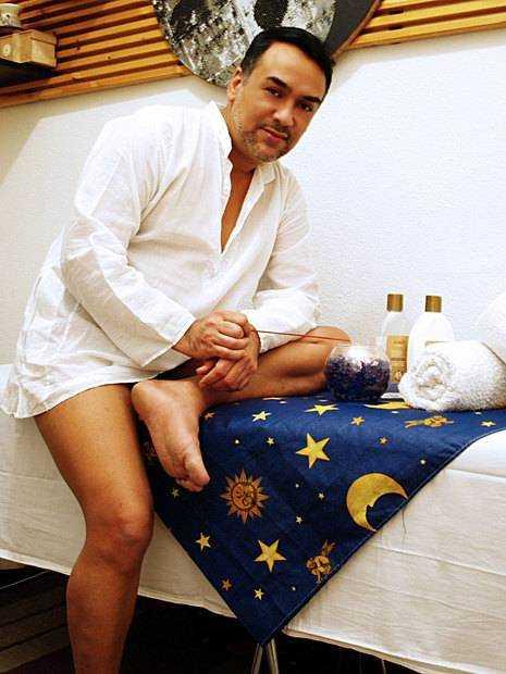 CESAR MASAJISTA Sexchapero.com en Madrid
