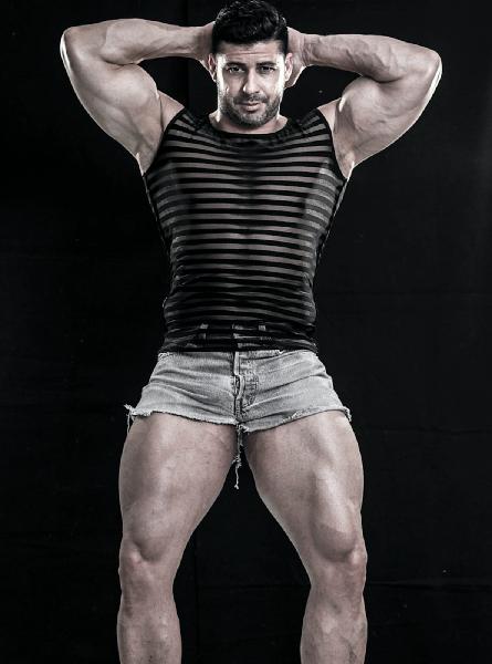 Davison Sexchapero.com en Madrid