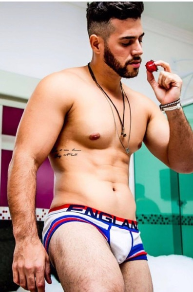 Osmar sex chapero Madrid