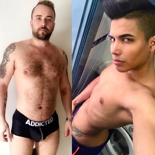 Sexchapero.com | Aitor y Tony Escort Bisexual en , Burgos, telechaperos