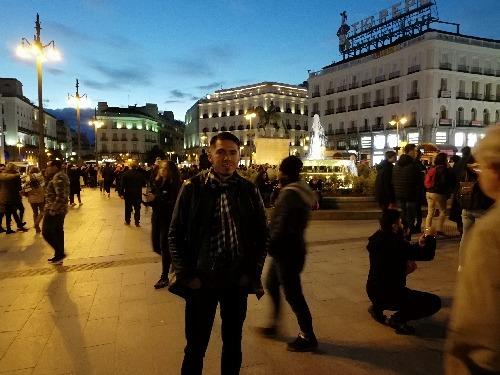 Sexchapero.com   Latino XL Escort Heterosexual en Madrid, Madrid, telechaperos